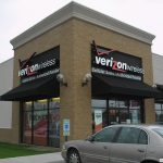 Business Awning for for Verizon Wireless in Reynoldsburg, OH