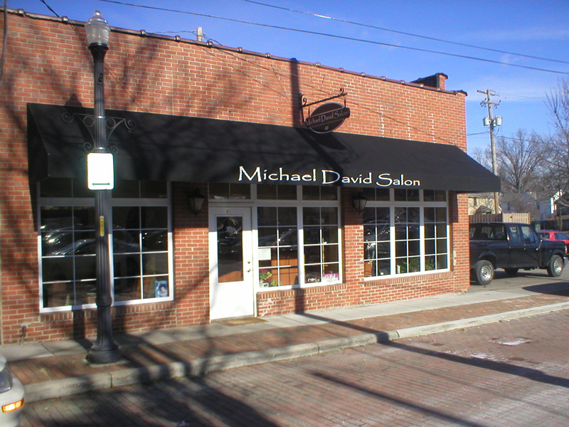 Business Awning for Westerville Ohio Business