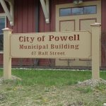 City of Powell, OH Ground Sign