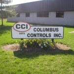 Sandblasted Ground Sign in Westerville, OH