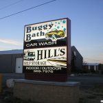 Buggy Bath Car Wash and Hill's Self Storage