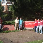 Otterbein University with students