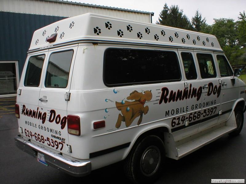 Running Dog Mobile Grooming