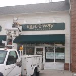Business Awning for Kast a-way