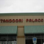 Business Awning for Tandoori Palace