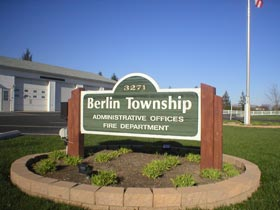 Moore Signs Berlin Township Ground Sign