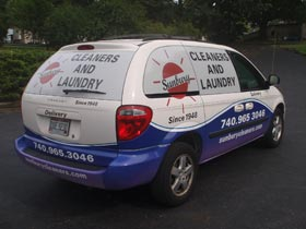 Moore Signs Vehicle Graphics