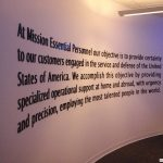 Custom quote wall sign and wall lettering