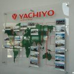 Interior sign for Yachiyo