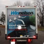 Winnelson Showroom in Columbus, Ohio truck
